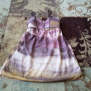 Lightweight dress!